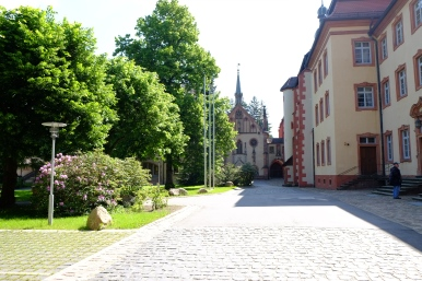 Lichtenthal Abbey
